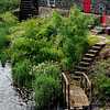 Mill on Bush River; Bushmills, Northern Ireland