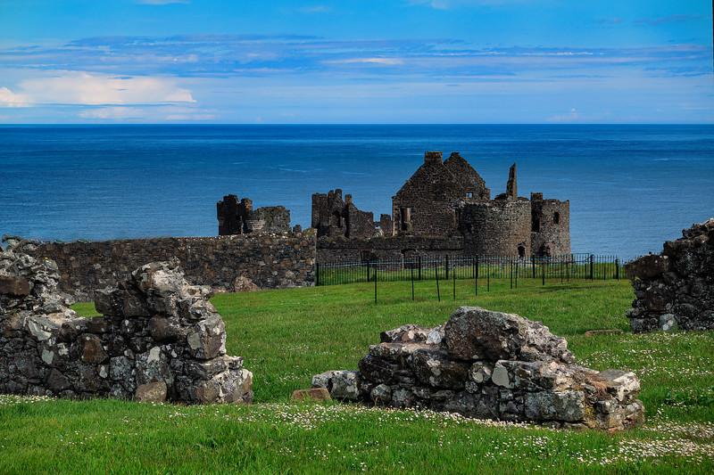 Northern Ireland Coast - Dunluce Castle