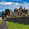 Northern Ireland Coast - Dunluce Castle