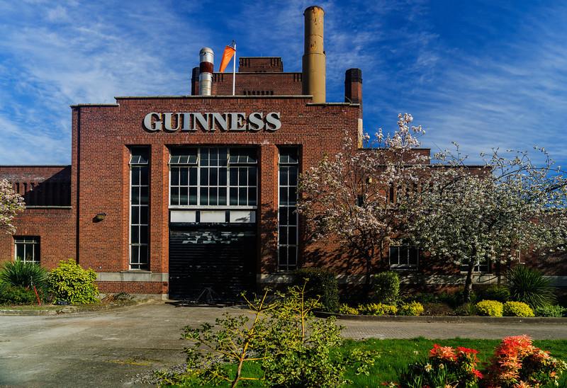 Guinness Storehouse; Dublin, Ireland