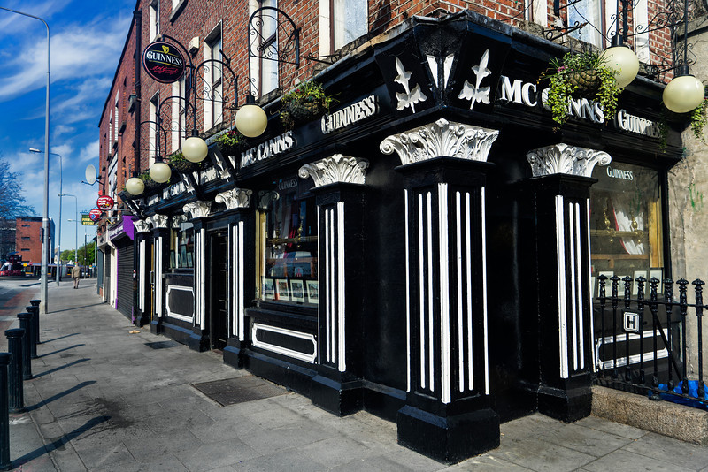 Pub near Guinness Storehouse
