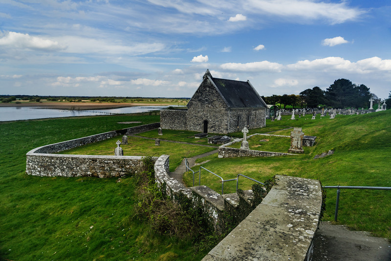 Clonmacnoise Monastic Site