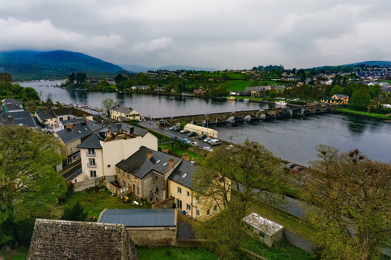 Killaloe and the River Shannon