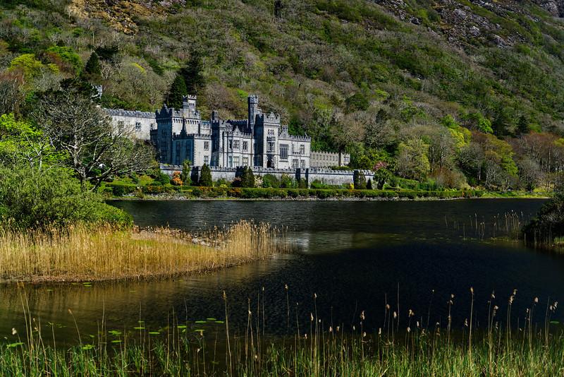 Kylemore Abbey; Connemara, Ireland