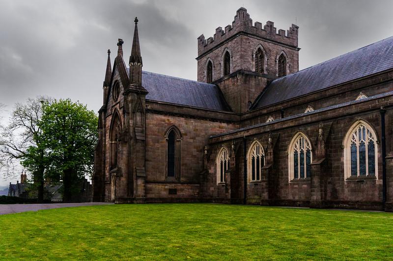 Anglican Church, Armaugh, Ireland