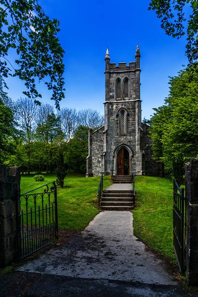 Church; Bunratty Folk Park