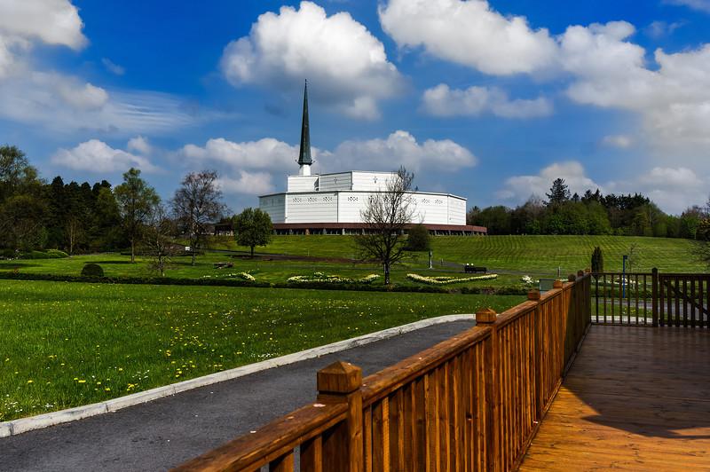 Marian Shrine; Knock, Ireland