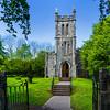 Church, Bunratty Folk Park
