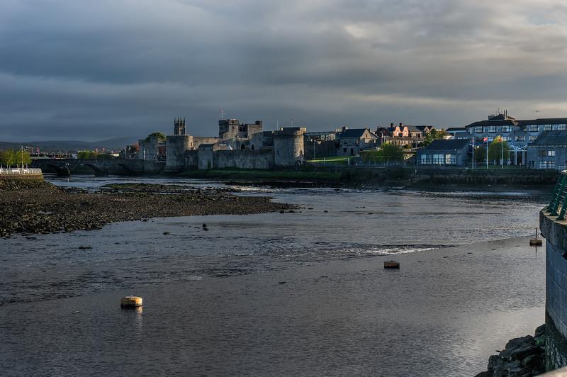 King John's Castle; Limerick