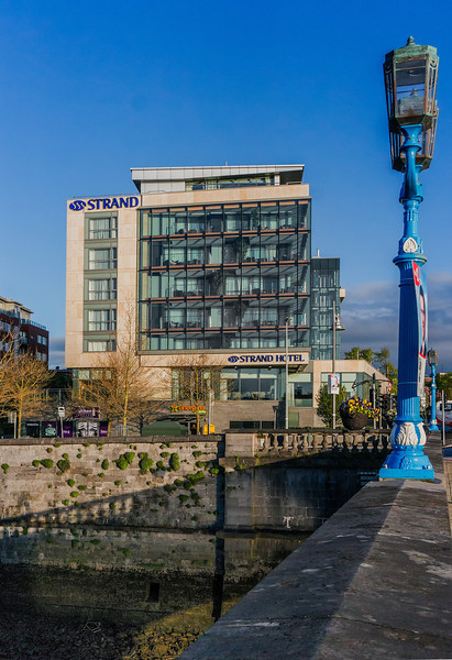 Strand Hotel; Limerick, Ireland