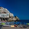 Mediterranean Beach, Amalfi, Italy