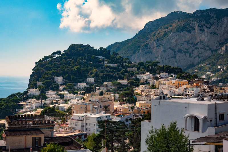 Village of Capri