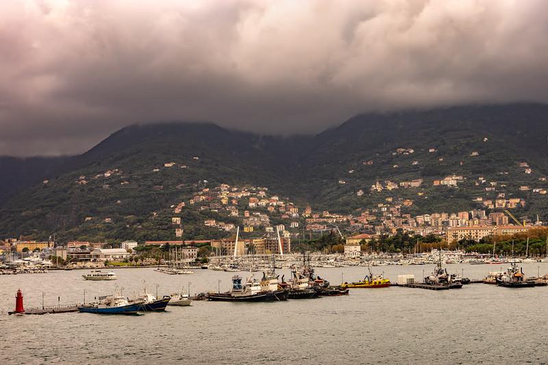 Port of La Spezia, Italy