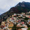 Mountainside Homes; Positano, Italy