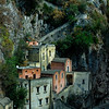 Mountainside Buildings; Positano, Italy