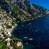 The Amalfi Coast; Positano, Italy