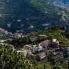 Ravello, Italy; Amalfi Coast