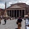 The Pantheon; Rome