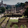 Roman Forum; Rome