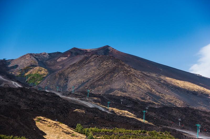 Mt. Vesuvius, Sicily