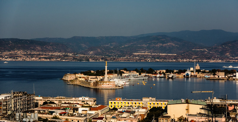 Port of Messina, Sicily
