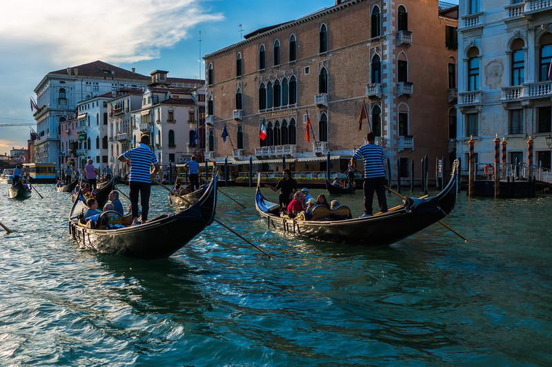 Grand Canal Gondolas