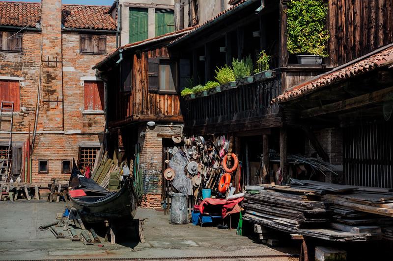 Venice Gondola Works