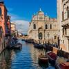 Canal; Venice