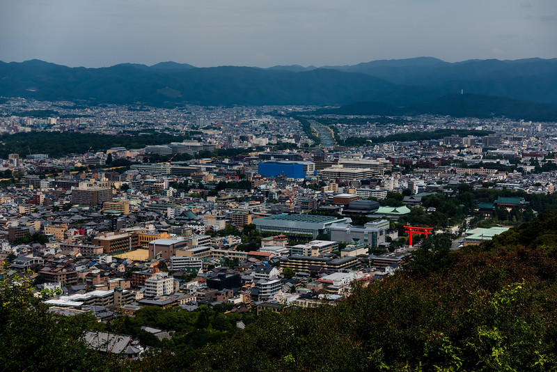 Kyoto City Panoramic
