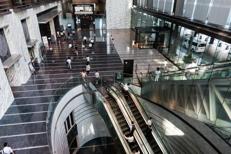 Shiadome Station