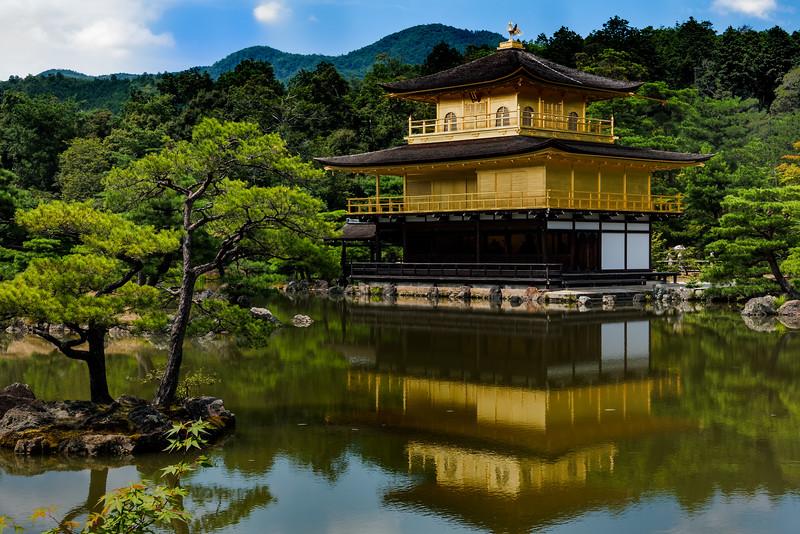 Temple Rokuon-Ji