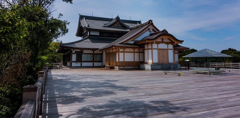 Seiryuden Temple