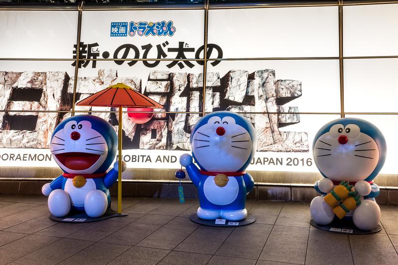Doraemon Figures