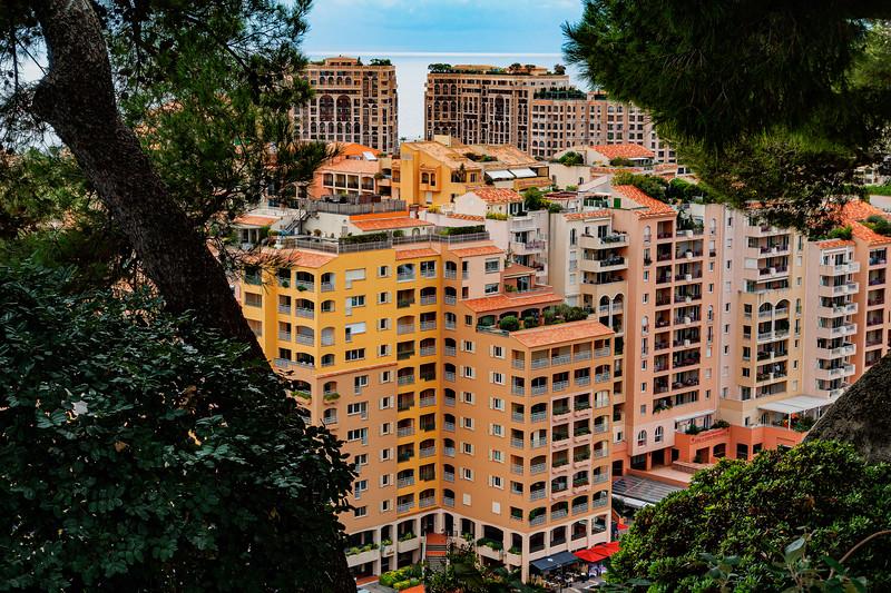 Monaco Ville; Monaco