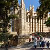 Cathedral; Palma de Mallorca