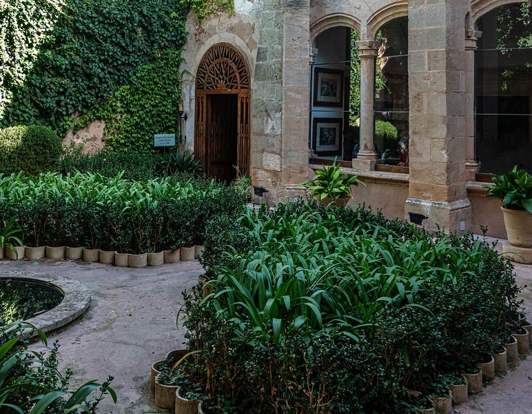 Monastery; Valldemossa, Mallorca, Spain