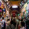 Grand Bazaar; Istanbul, Turkey