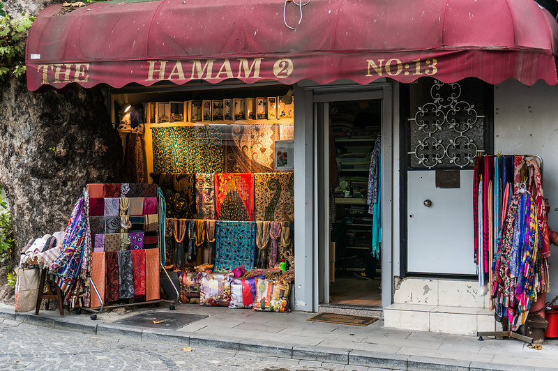 Shops; Istanbul, Turkey
