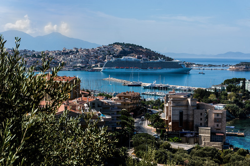 Port of Kusadasi; Turkey