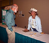 Rivanna Master Naturalist Ida Swenson chatted about assessments and tests for basic training courses.
