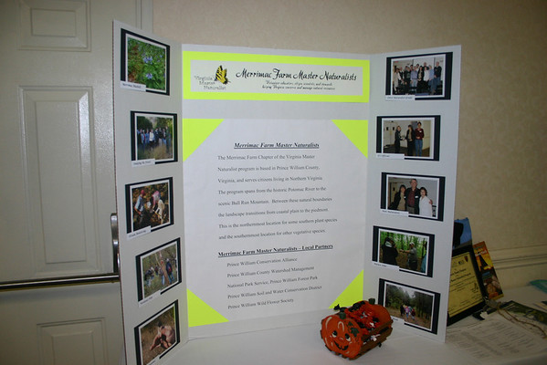 Merrimac Farm chapter display