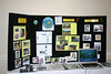 Central Virginia chapter display