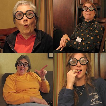 Oh, those fun-loving Rivanna MN, getting into the Halloween spirit! Or are they.....? (aka Tana Herndon, Cindy Westley, Susan Pleiss, LoriAnne Barnett)<br /> (taken by T. Keffert)