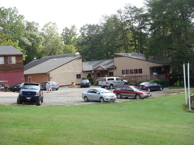 Camp Friendship Dining Hall<br /> (Photo by Kathy Fell)