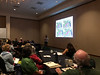 Vernal Pool Cooperative update session led by Susan Watson and Anne Wright.