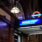 Goodge Street Station