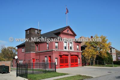 Detroit, MI Engine House 35