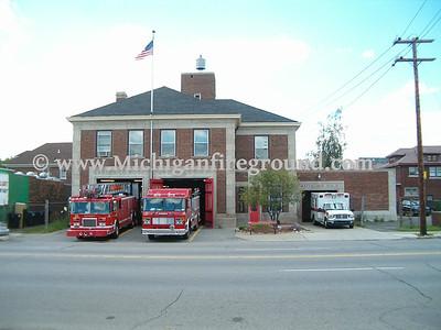 Detroit, MI Engine House 21