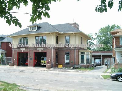 Detroit, MI Engine House 38