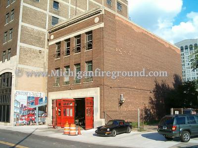 Detroit, MI Engine House 1